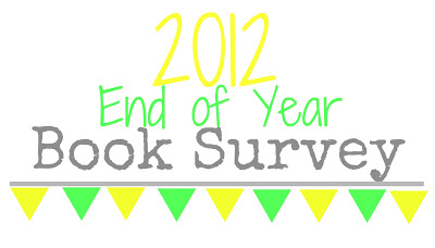 2012 book survey