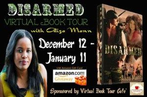 disarmed book tour