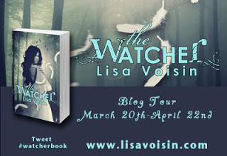 The Watcher Blog Tour Header